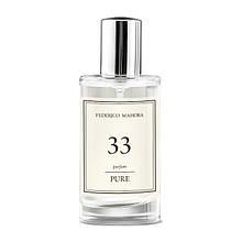 FM Pure 33 Духи для женщин Аромат Dolce Gabbana Light Blue (Дольче Габбана Лайт) Парфюм Federico Mahora