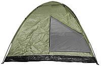 ПалаткаMonodom 3 чел. 210x210x130 cm, олива