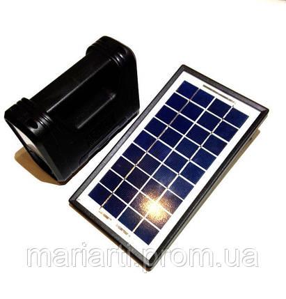 Солнечная мини электростанция GD Light GD-8017, фото 2