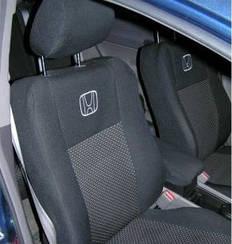 Чехлы в салон для Honda Jazz ІІ с 2008 г (модельные) (EMC-Elegant..)
