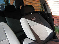 Чехлы в салон для Audi А-4 (B8) с 2007 г универсал (модельные) (EMC-Elegant)