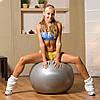 Большой мяч для фитнеса 85см, Гимнастический мяч, фитбол 85см, фото 6