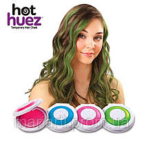 Цветные мелки для волос  Hot Huez (Хот Хьюз), фото 2