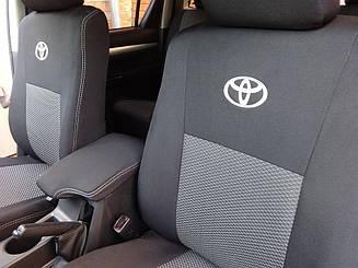Чехлы в салон модельные TOYOTA  Corolla 2006-2012 (Prestige_Premium)