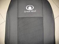 Чехлы в салон модельные Great wall Hover  Н3  c 2010 (EMC-Elegant)