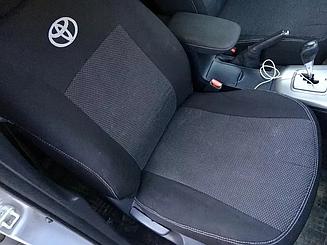 Чехлы в салон модельные Toyota Auris (Maxi) с 2012 г (EMC-Elegant)