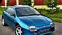 Телевизор, передняя панель Mazda 323 F BA 1994-1997г.в. , фото 5