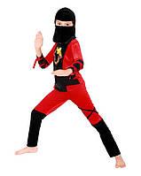 Детский карнавальный костюм Детский карнавальный костюм Ниндзя, фото 1
