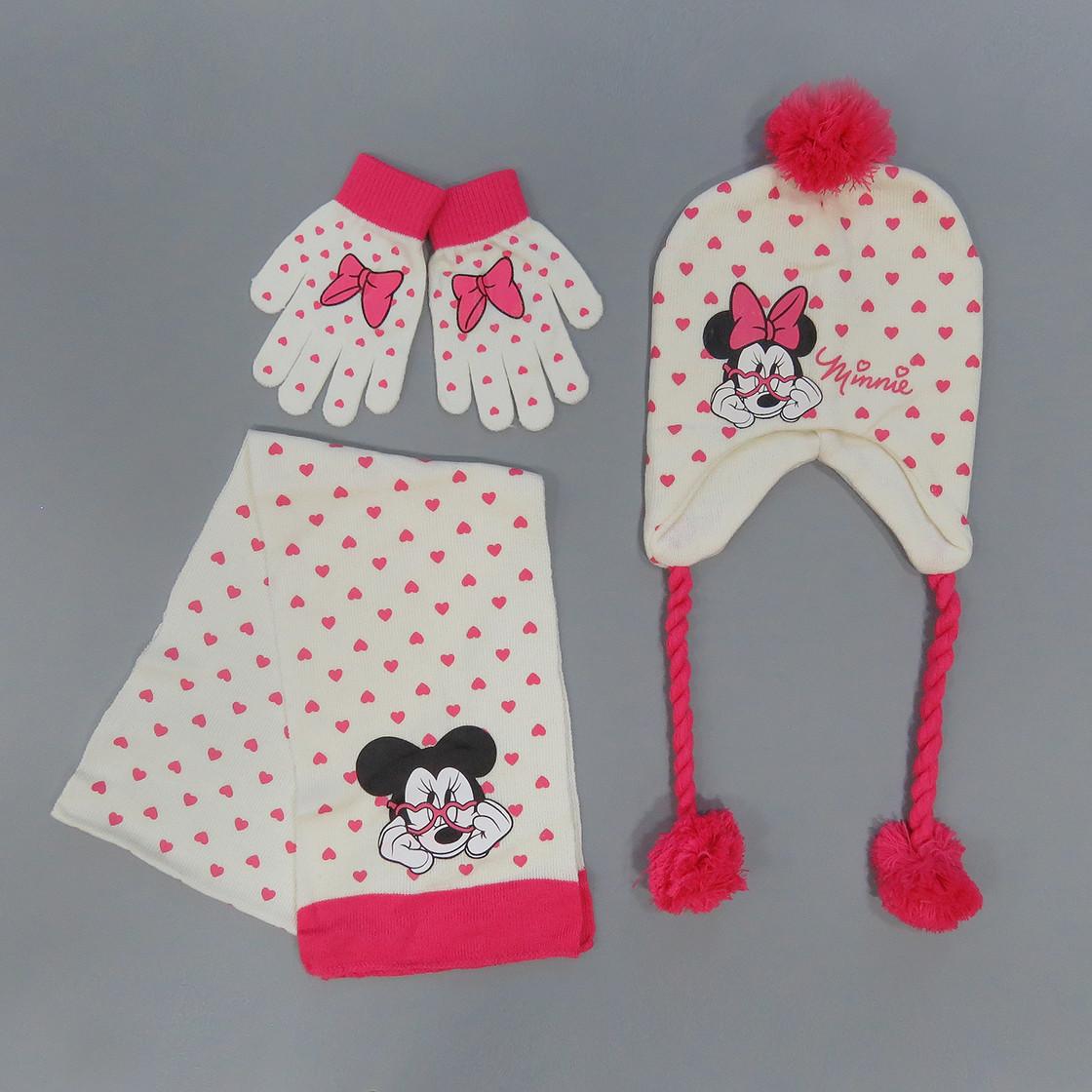 Набор Minnie Mouse для девочки. 50-55 см