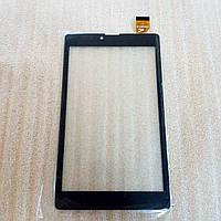 Сенсор (тачскрин) ImPad B701, B702, M701 версия 1 184*107 мм оригинал чёрный
