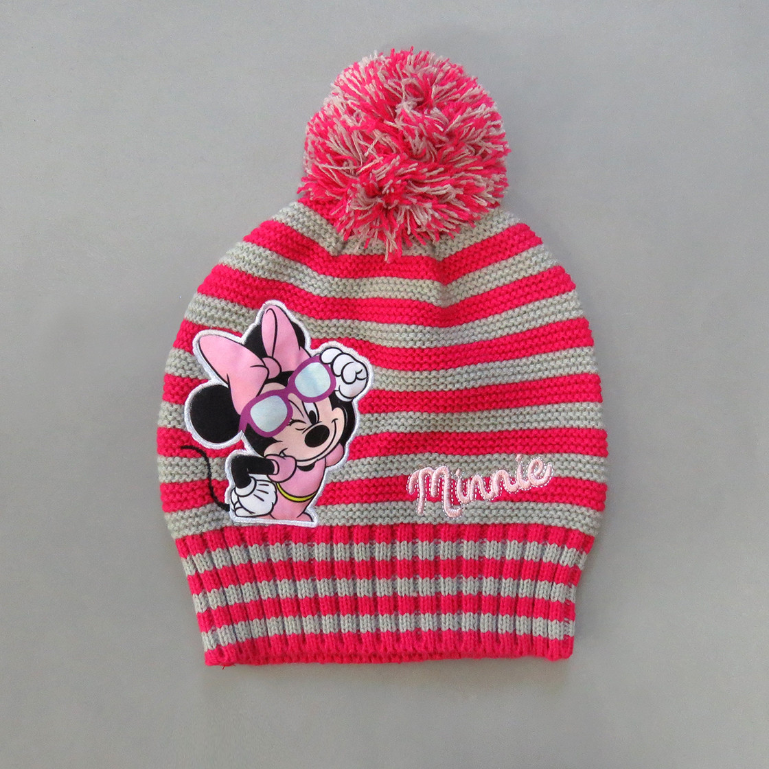 Шапка Minnie Mouse для девочки.