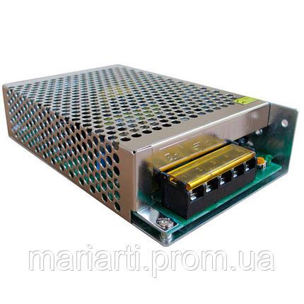 Импульсный блок питания Адаптер 12V 50A METAL, фото 2