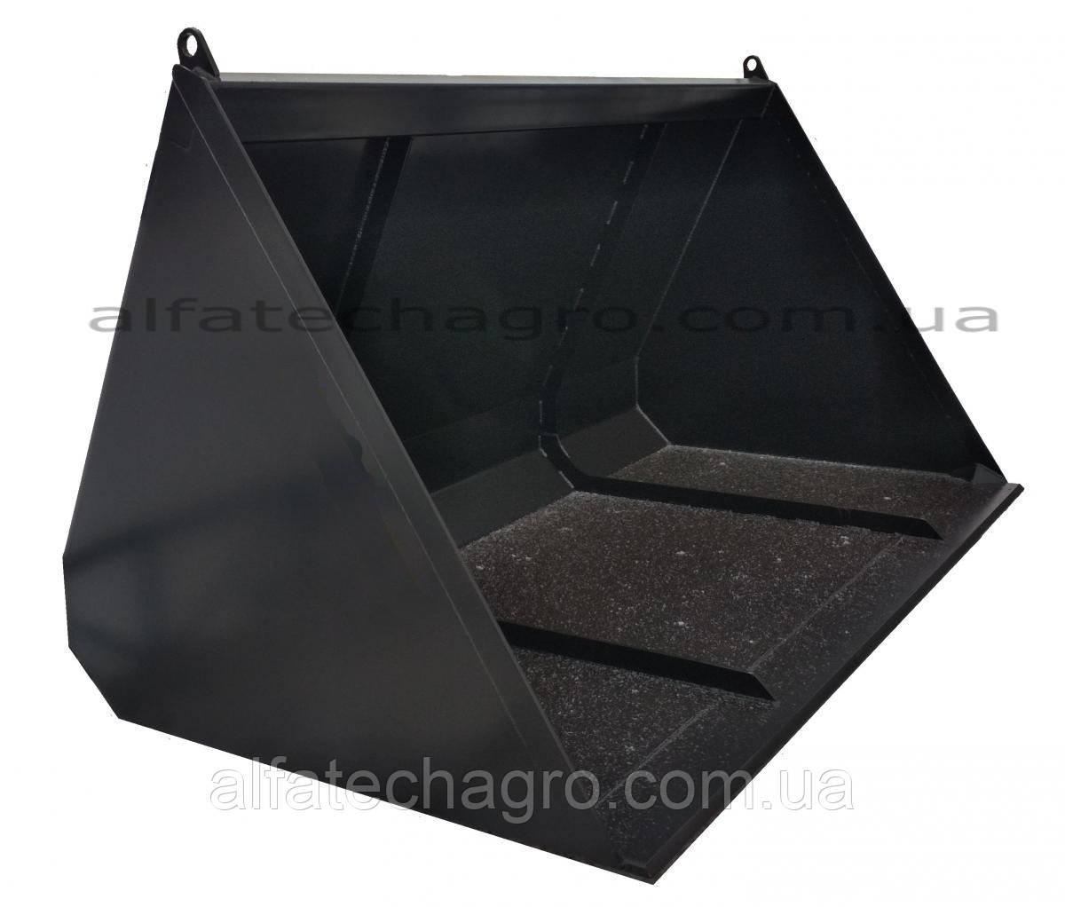 Ковш на фронтальный погрузчик (кун) 1,0 м³