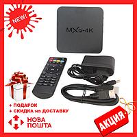 Приставка TV-BOX MAQ-4k 1GB/8GB Android 5.1, Новинка