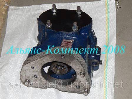 Пусковой двигатель нового образца МТЗ, ЮМЗ (без стартера)