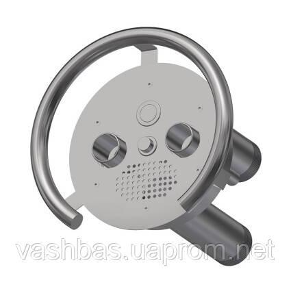 "Aquaviva Передняя часть и закладная к противотоку AquaViva TWIN 2,5"" AISI 304"