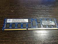 Серверная оперативная память Nanya 8Gb DDR3-1333MHz PC3L-10600R ECC (Intel/AMD)