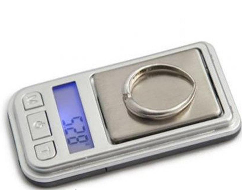Весы портативные ACS 200gr. Min/398i