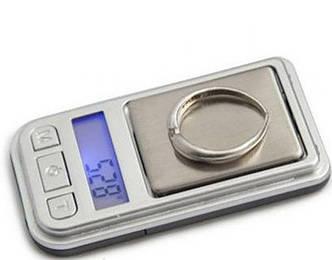 Весы портативные ACS 200gr. Min/398i, фото 2