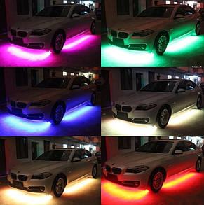 Универсальная автомобильная led подсветка day led flash light9x12, фото 3
