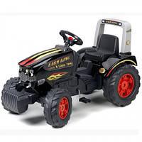 Falk Детский трактор педальный с прицепом King