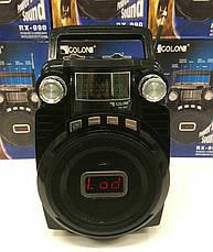 Радиоприемник Колонка MP3 Golon RX 990, фото 2