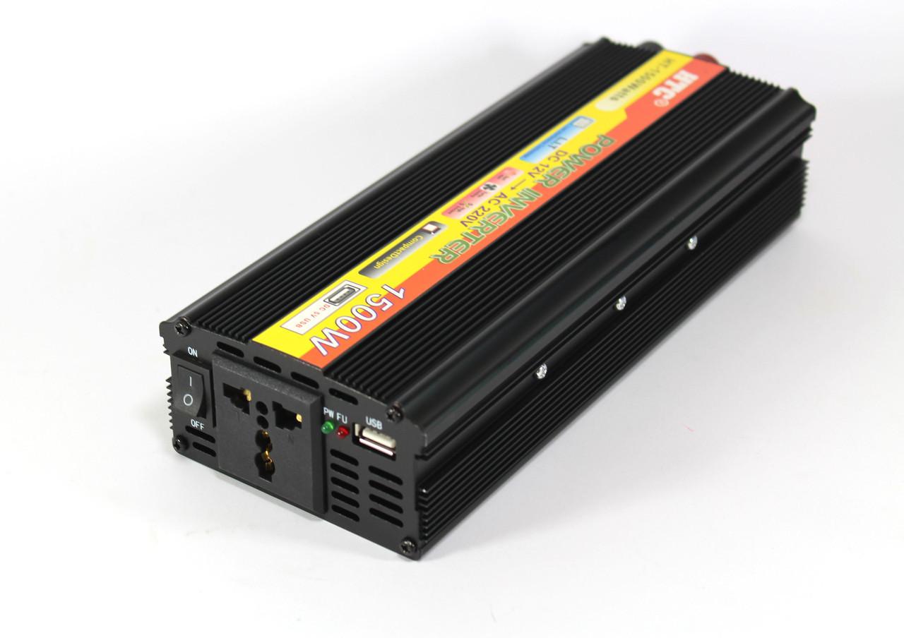Преобразователь напряжения AC/DC 1500W