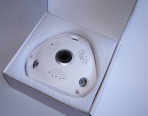 Камера потолочная CAMERA CAD 3630 VR 3mp\360*\dvr\ip, фото 2