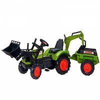 Falk Детский трактор на педалях Claas Arion