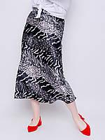 grand ua Аргентина принт TRAND юбка, фото 1