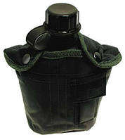 Армейская фляга USA в  термочехле, olive, фото 1