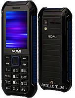 Противоударный Телефон Nomi i245 (2-SIM) Blue