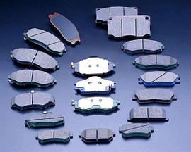 Тормозные колодки Mercedes-Benz Vito 638,639,Viano