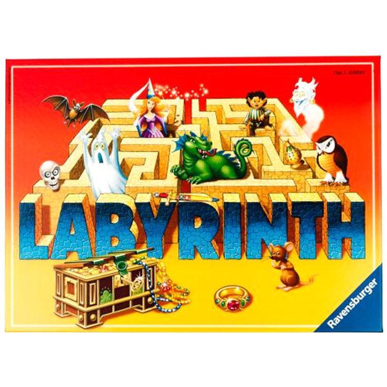 Игра настольная Ravensburger Сумасшедший лабиринт 26481