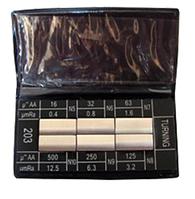 Набор  4W - 203 для  токарной  обработки  - Ra  0,4 - 12,5  мкм  /  6 шт