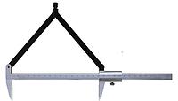 Штангенциркуль  разметочный с  измерительными  поверхностями  из твердого  сплава  ШЦРТ 200 - 0,1