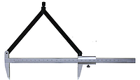 Штангенциркуль  разметочный с  измерительными  поверхностями  из твердого  сплава  ШЦРТ 250 - 0,1