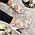 Босоножки женские белые из натуральной кожи на высоком каблуке столбик с закрытой пяткой, фото 5