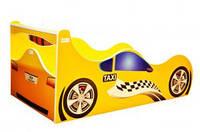 Кровать машина Форсаж Такси, фото 1