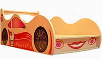 Кровать машина Китти 1590 /736 (матрас 1500 мм.)+Кромка Т-резиновая, фото 1