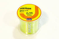 Лескa Daiwa Justron Turiou DPLS 0.28 мм флуоресцентная, намотка 500м, фото 1