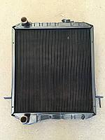 Радиатор охлаждения Богдан А-091,ISUZU 4HG1 медный, Турция