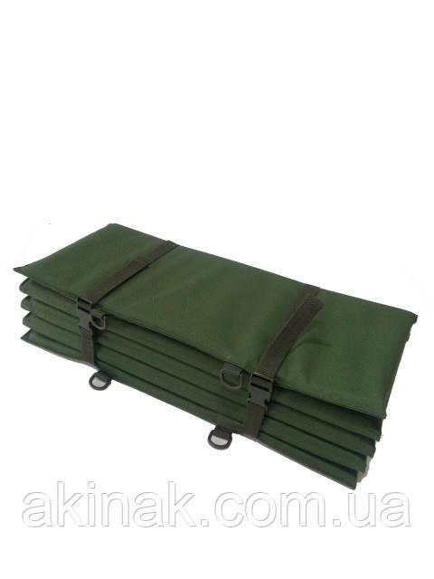 Раскладной коврик-каремат 200х60