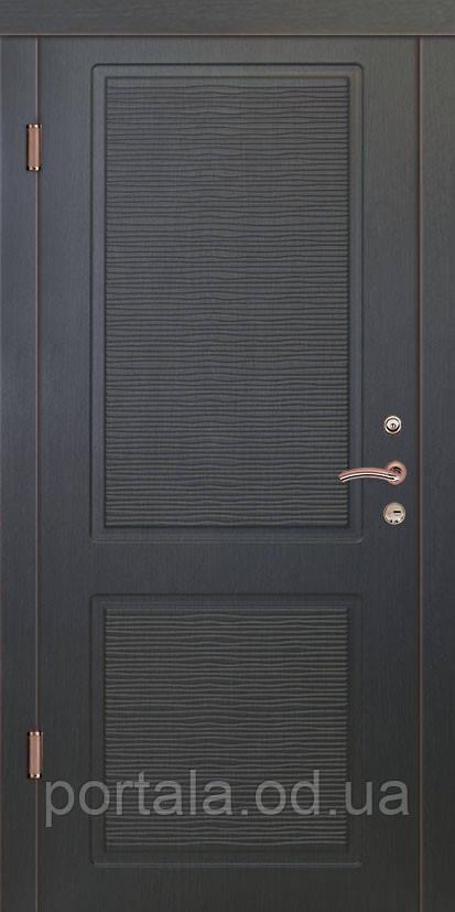 """Вхідні двері """"Портала"""" (серія Комфорт) ― модель Верона 6"""