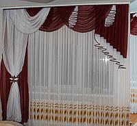 Магазин готовых штор и ламбрекенов, фото 1