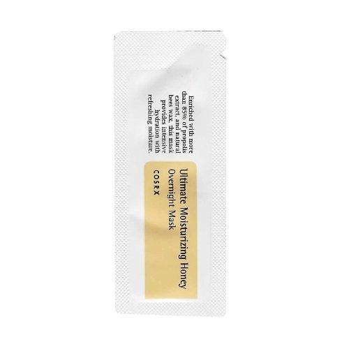 Пробник ночной медовой маска с прополисом COSRX Ultimate Moisturizing Honey Overnight Mask, 1 мл