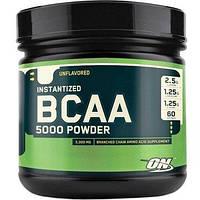 Аминокислота BCAA 5000 powder (345 g, unflavored) Optimum Nutrition