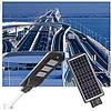 Led светильник 90W на солнечной батарее с пультом и датчиком движения. Светодиодный фонарь на столб, фото 2