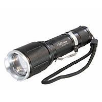 Тактический фонарь POLICE BL 1860 T6 50000W фонарик 1000 Lumen Фонарь ручной мощный, фото 1