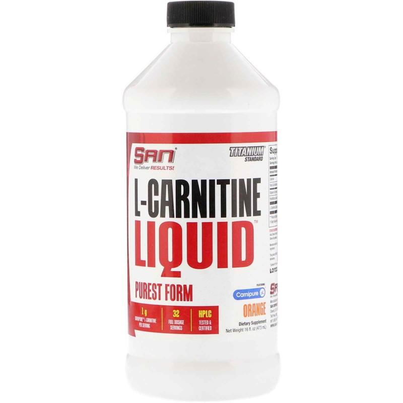 Карнитин L-CARNITINE LIQUID 473 мл